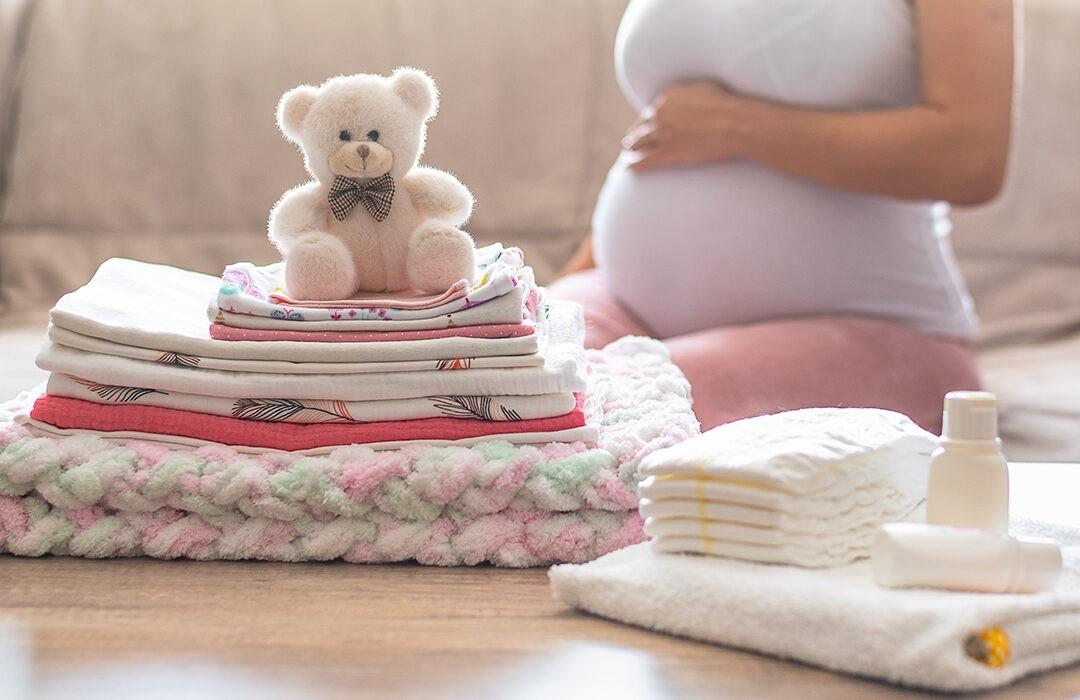 Lista de productos de la maleta del hospital para el parto