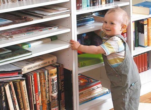 seguridad del bebé en el hogar