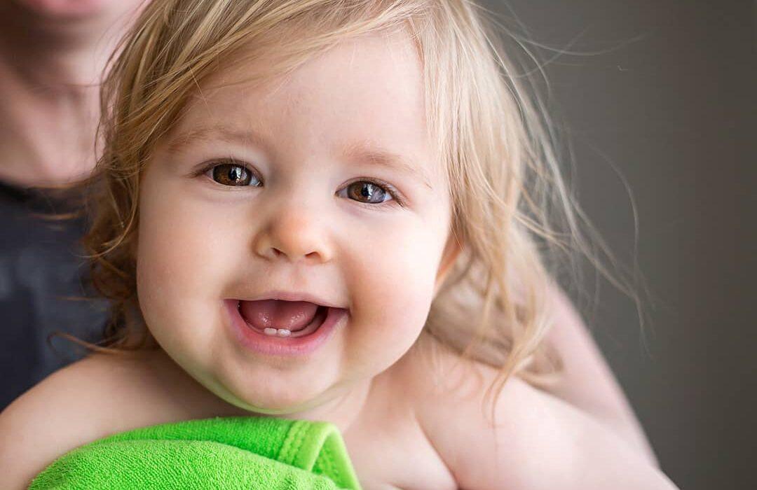 los primeros dientes del bebe
