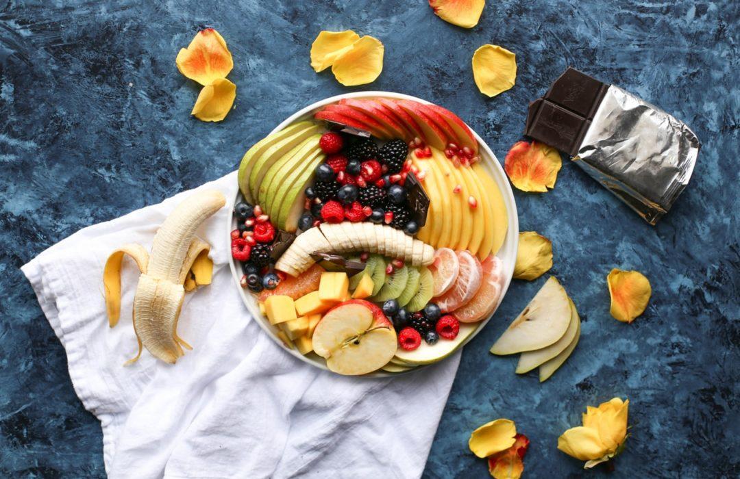 Mejores frutas en el embarazo