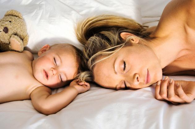 Que se siente al ser madre