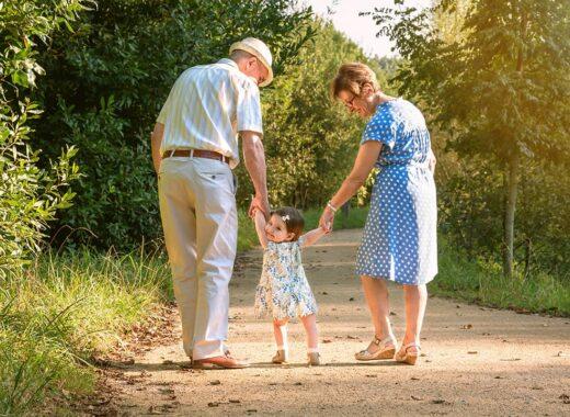 consejos para las vacaciones con los abuelos