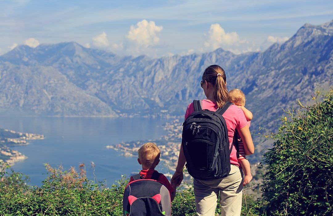 viajar con bebes y ninos pequenos