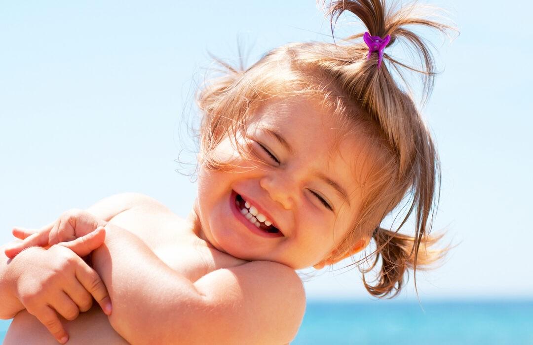 Cómo afecta el calor al bebé y niños