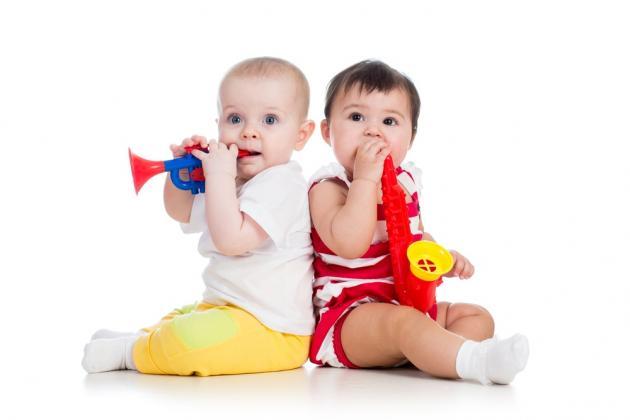 Beneficios de la música en el desarrollo del bebé