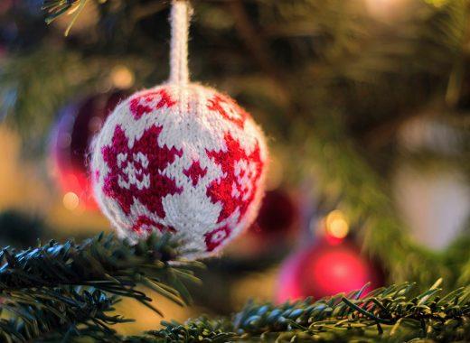 tendencia en decoracion navidad
