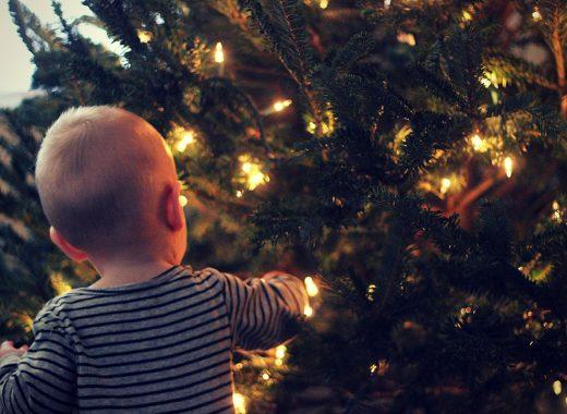 consejos primera navidad bebe