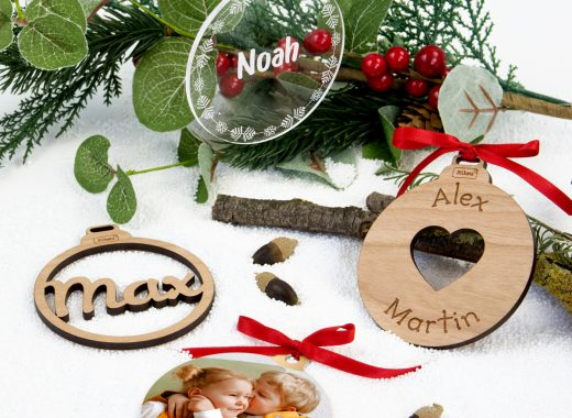 decorar casa navidad bebes