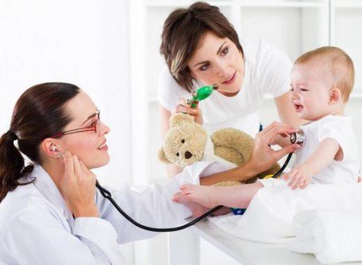 bronquiolitis del bebé