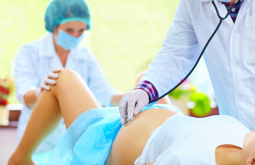 masaje durante el parto