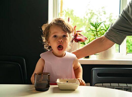 alimentos que no deberia comer el bebe