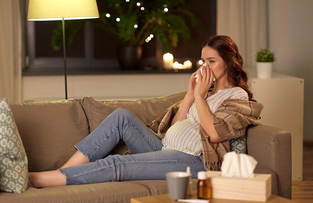 congestion nasal embarazo