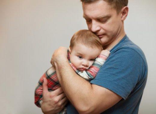 Cómo ayudar a tu bebé a superar la ansiedad por separación
