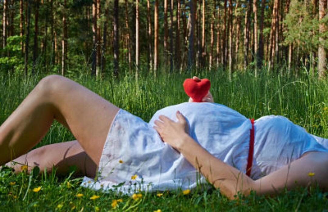tomar sol embarazo