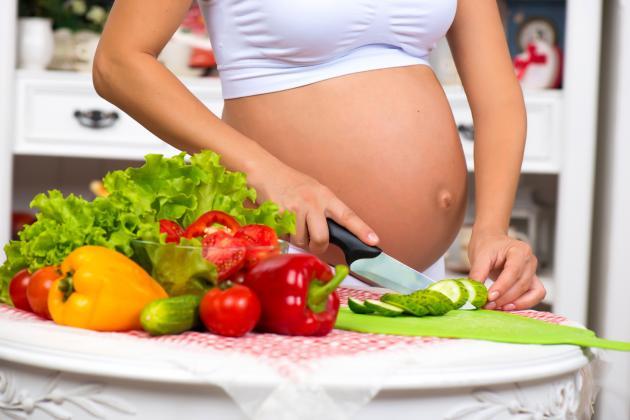 Aumento Peso en el embarazo