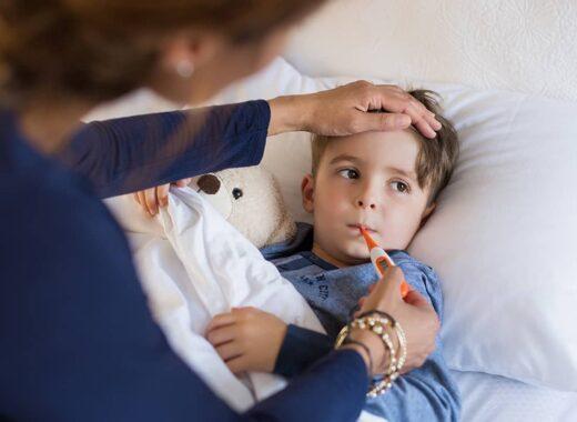 enfermedades infantiles contagiosas