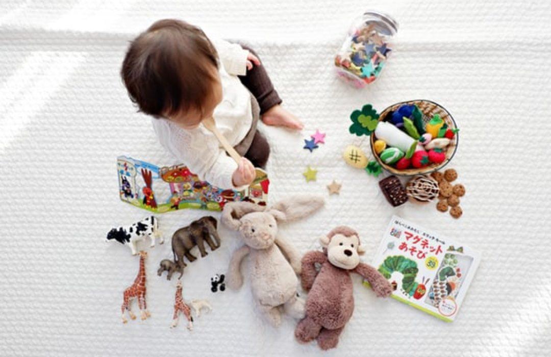 juguetes para recién nacidos