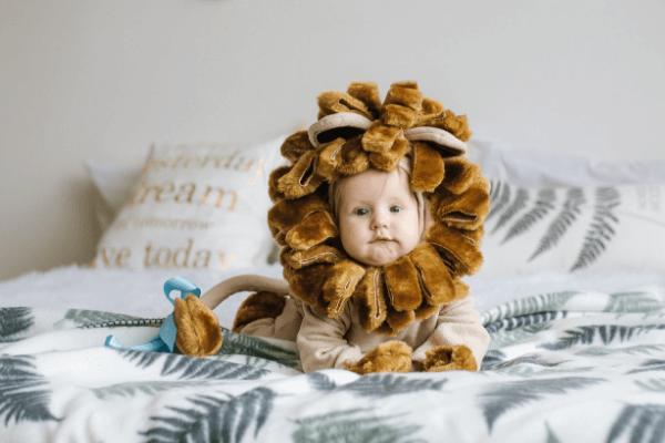 disfraz carnaval bebe