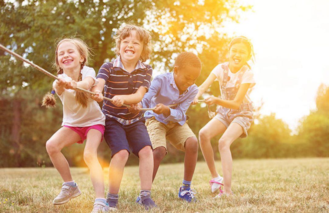 5 buenos motivos para que tus niños hagan actividad física