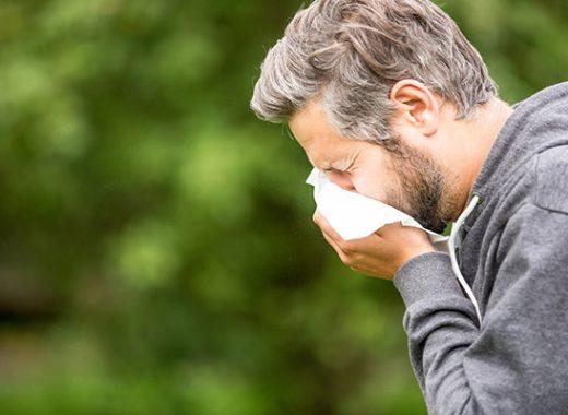 Remedios contra las alergias primaverales