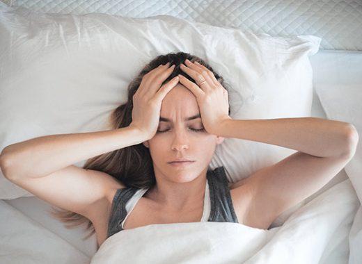¿Insomnio? Una buena rutina de sueño es la clave