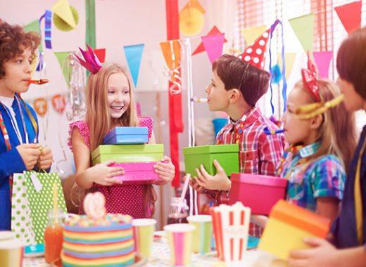 5 maneras de personalizar la fiesta de cumpleaños de tu hijo