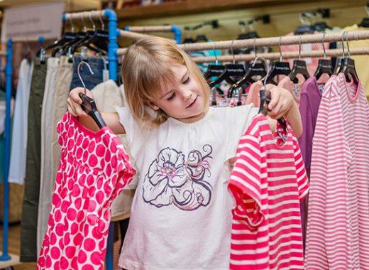 Cómo vestir a bebés y niños en primavera