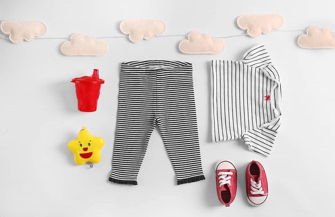 como vestir en primavera a bebes y ninos