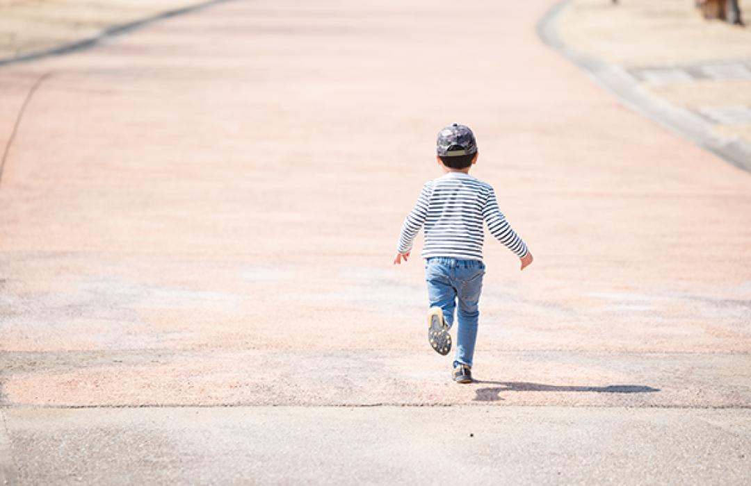 ¿Qué hago si mi hijo se escapa?