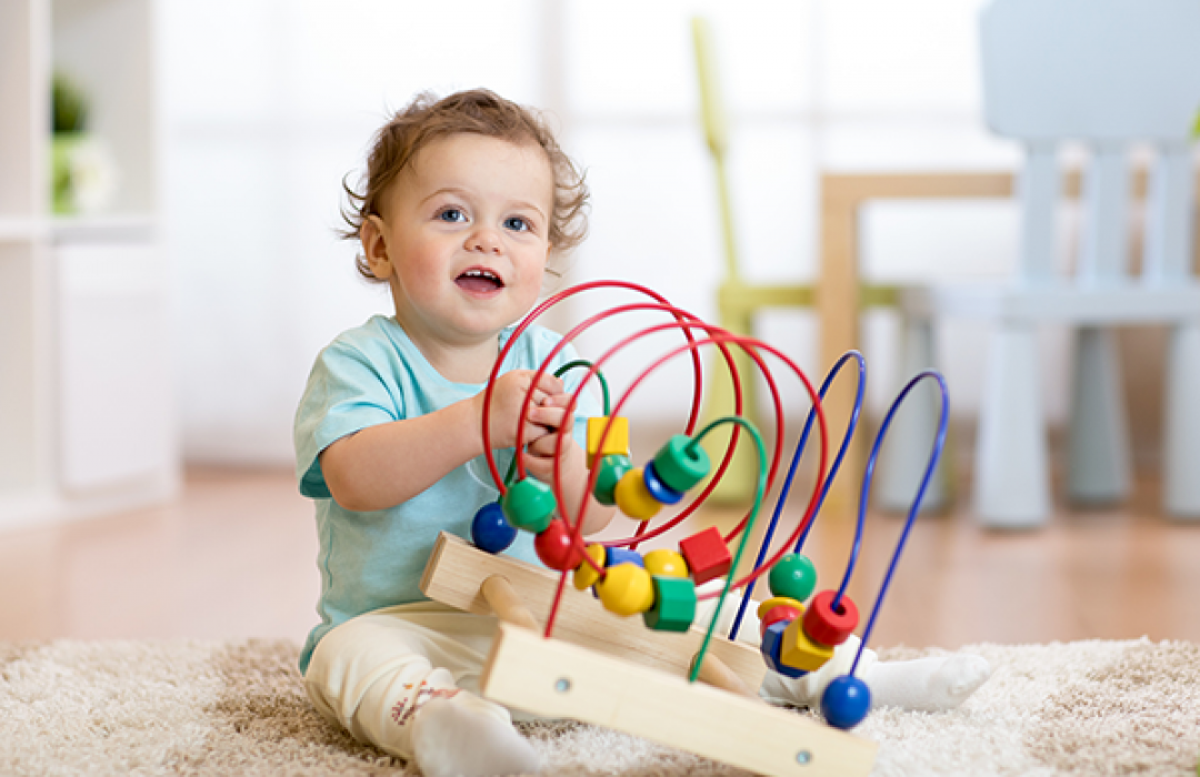 Como entretener a tu hijo solo
