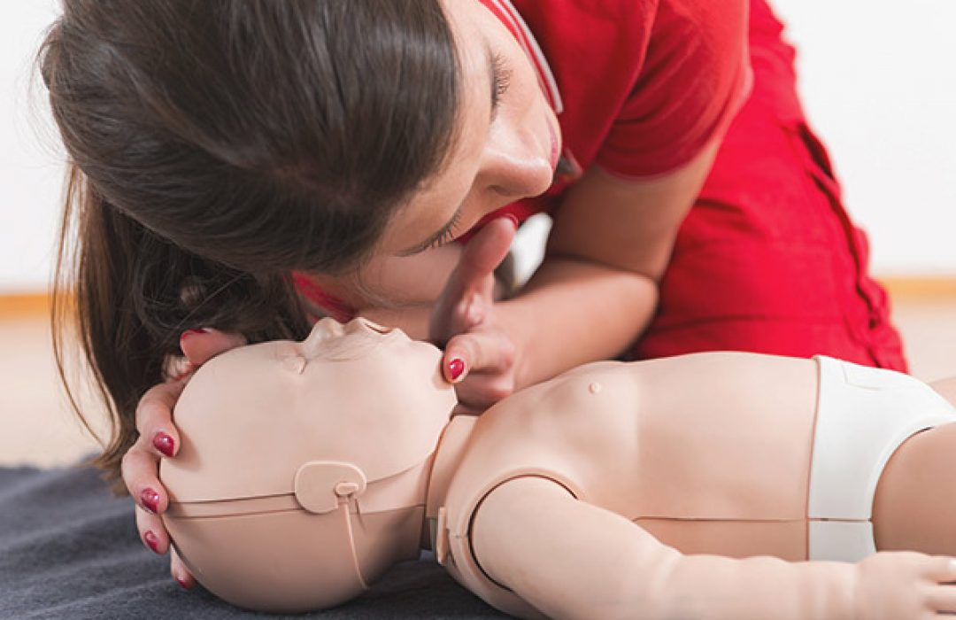 primeros auxilios para el bebe