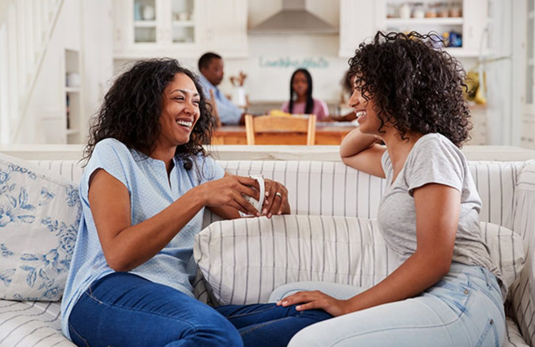 Red de mamás: la importancia de apoyarse en otras madres