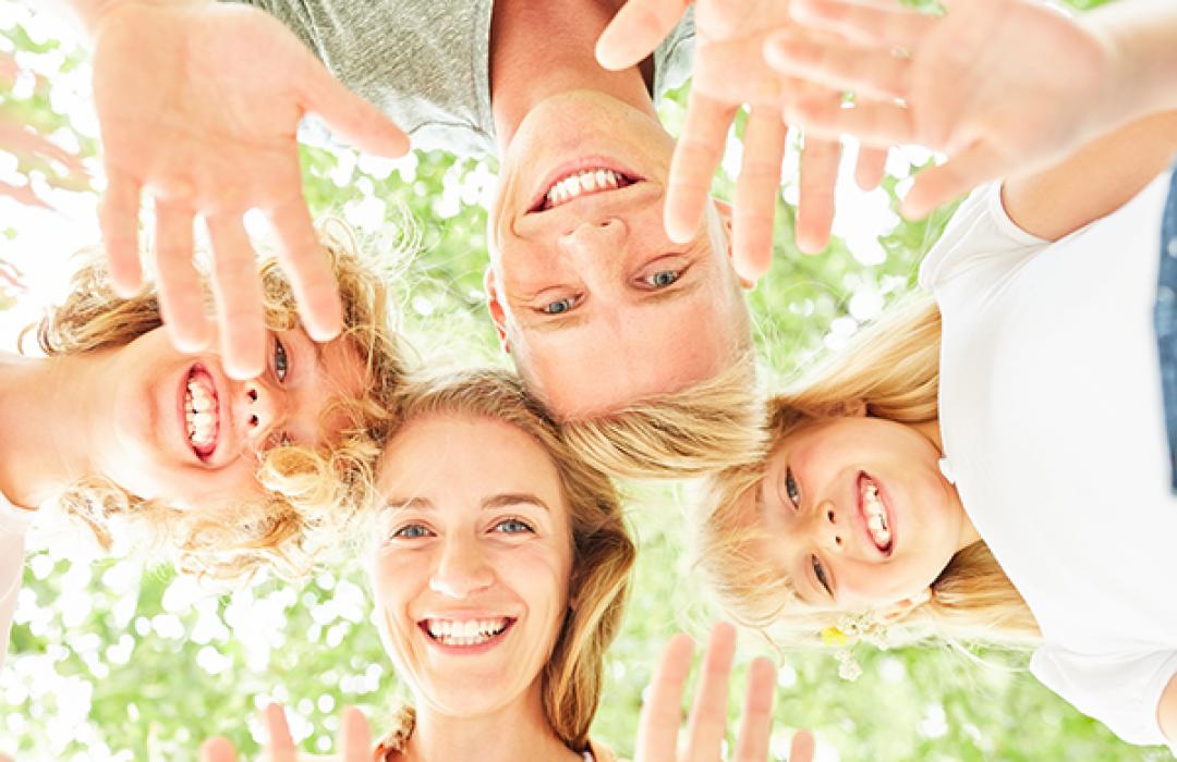 Risoterapia con niños