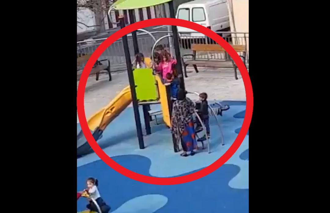 La agresión racista a un niño crea indignación las redes