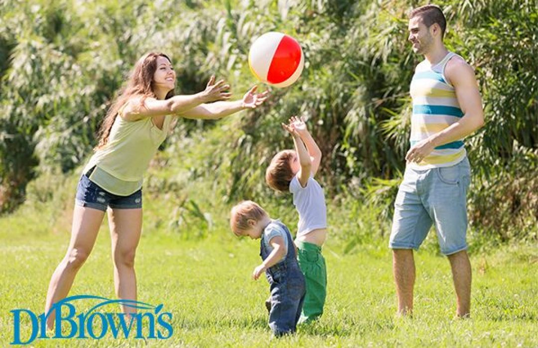 Actividades de verano con bebes