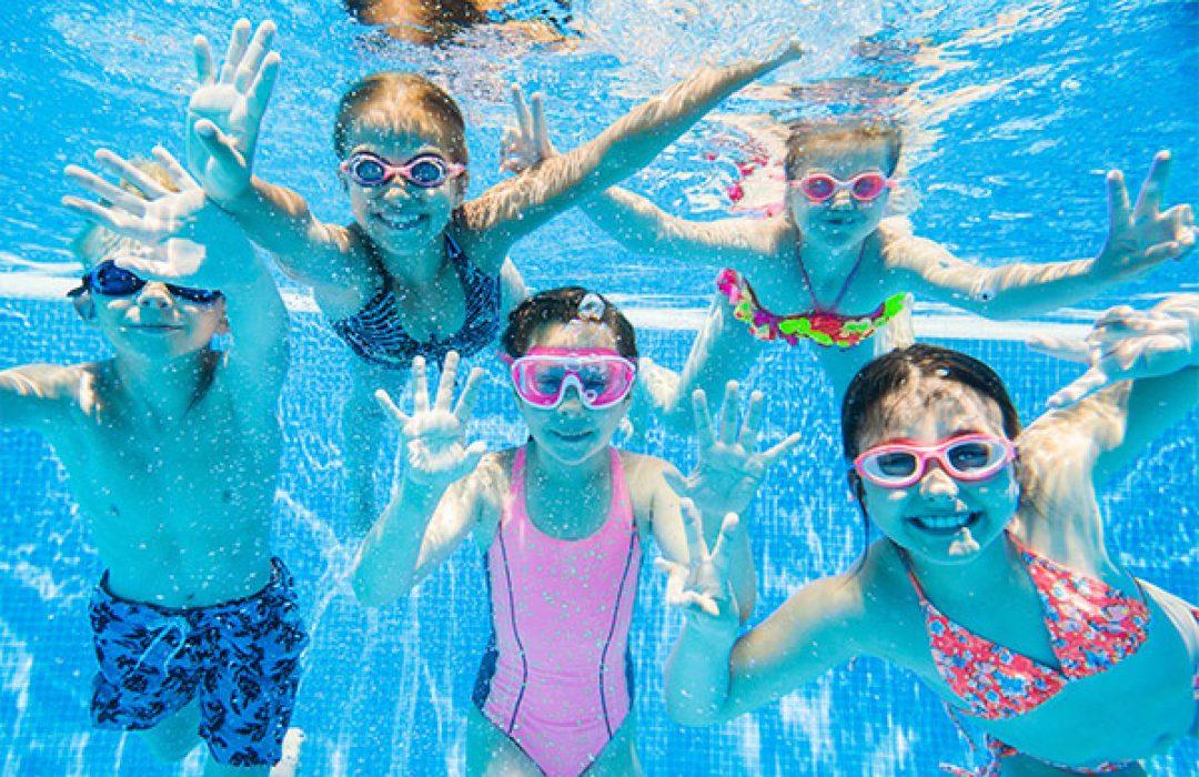 Cómo elegir bañador según la edad del niño