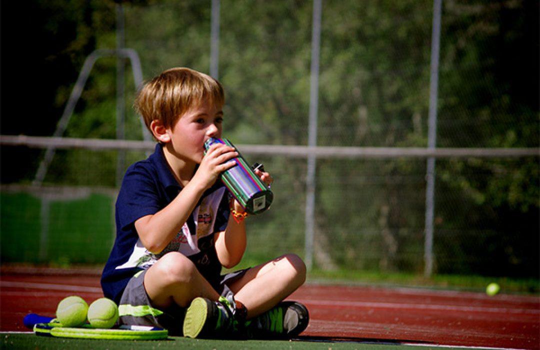 Señales de deshidratación de tu hijo