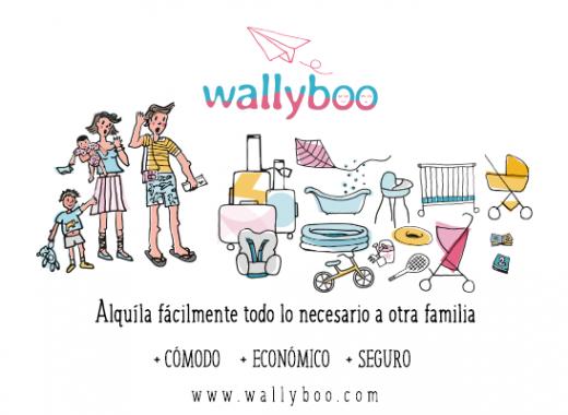 Alquila con Wallyboo