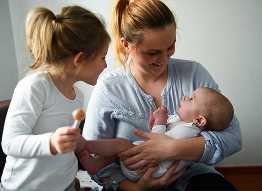 Consejos para estimular el lenguaje desde bebés