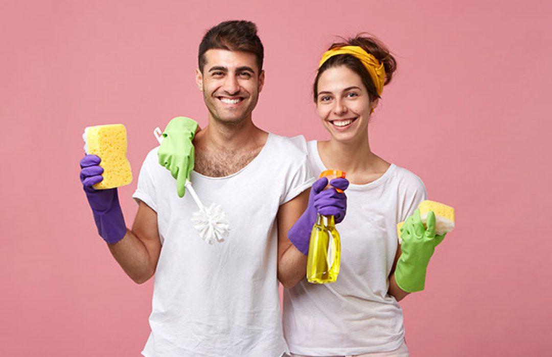 5 buenas ideas para ahorrar tiempo en las tareas de casa