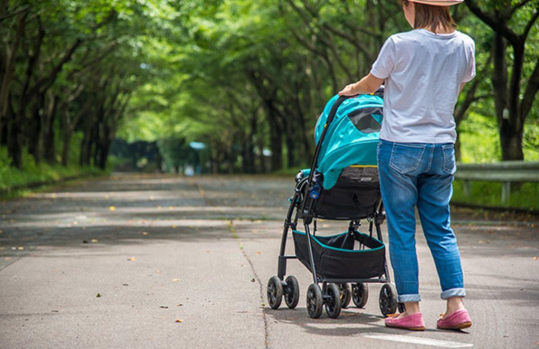 De paseo con el bebé: siete imprescindibles