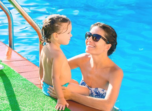Cómo prevenir accidentes en la piscina