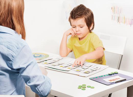 Educación especial autismo