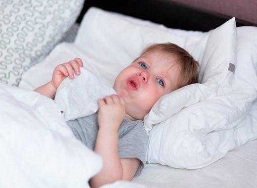 Cómo actuar cuando tu bebé se atraganta