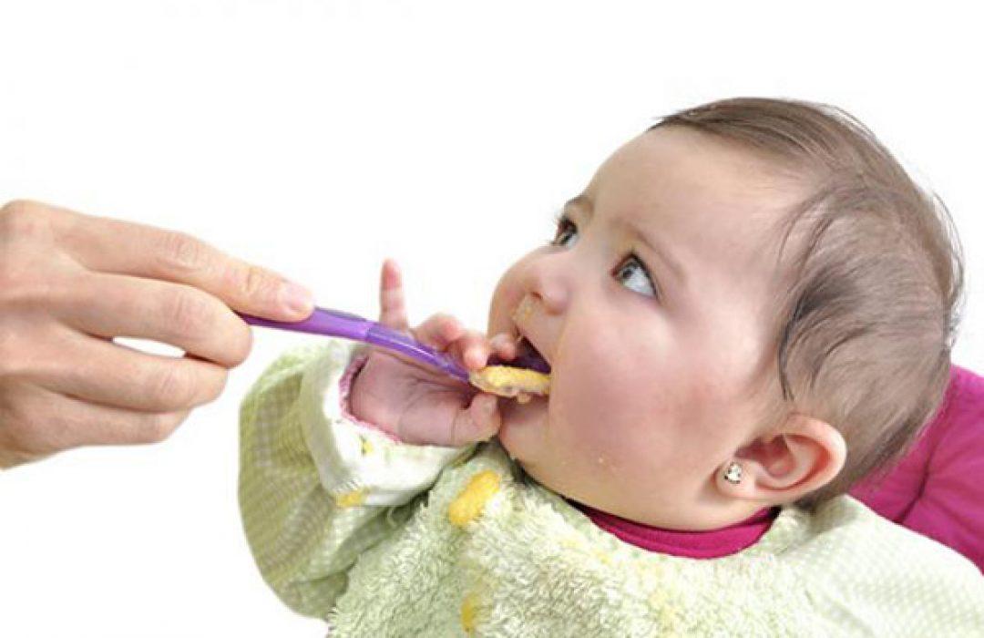 Alimentación ecológica o bio para bebés