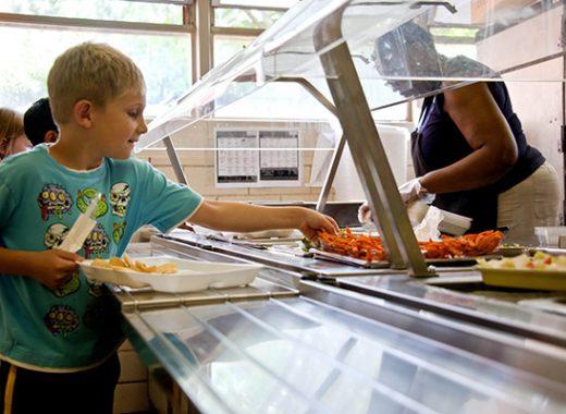 La alimentación influye en el rendimiento escolar