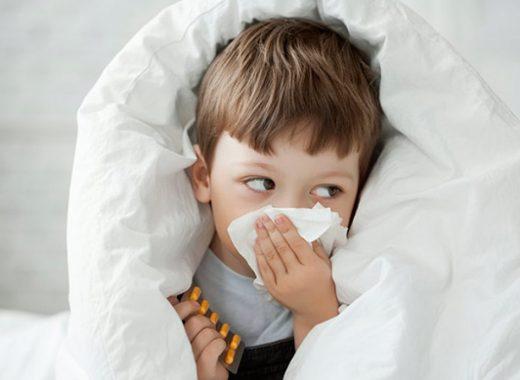 que hacer cuando la tos no deja dormir al niño