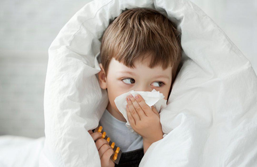 Qué hacer cuando la tos no les deja dormir