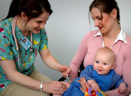 Vacuna sarampion