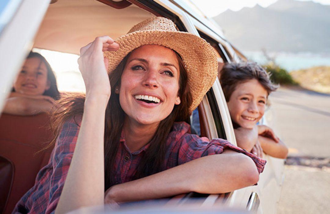Cómo ha cambiado la forma de viajar en familia en los últimos 45 años